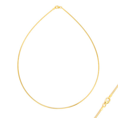Collar en plata (MONOSONO COLLECTION)
