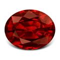 piedra del mes agosto:rubí