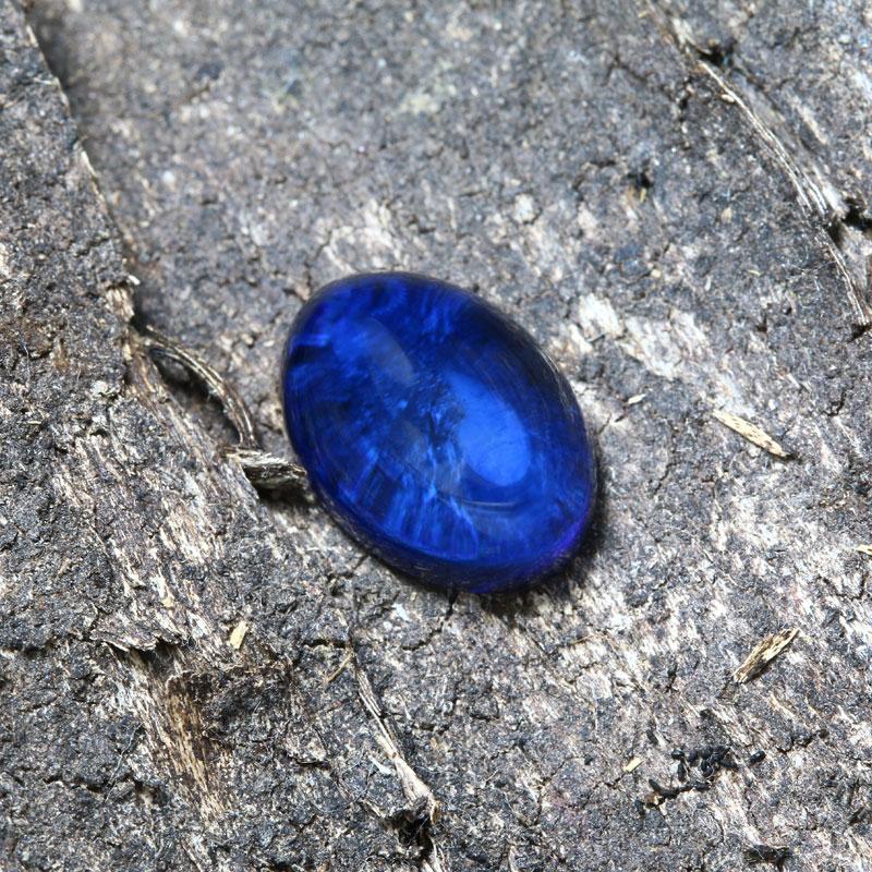 Ambar azul