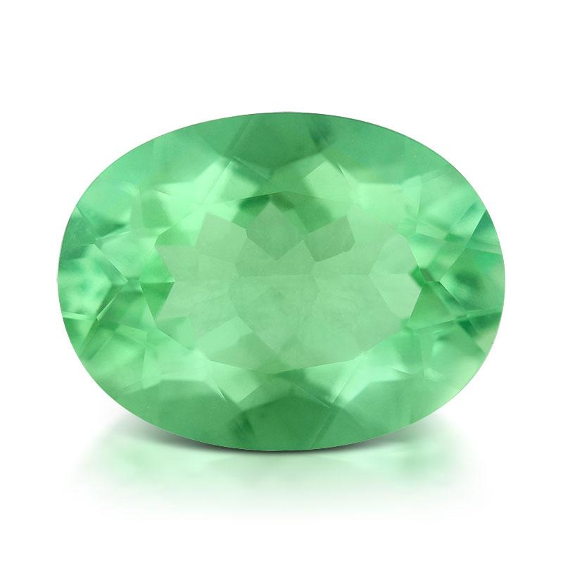 Fluorita Verde Menta