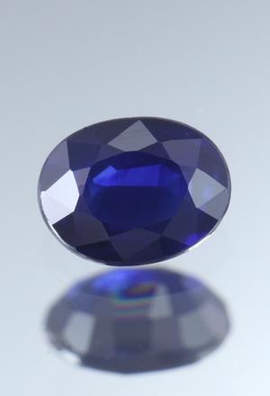 Zafiro azul